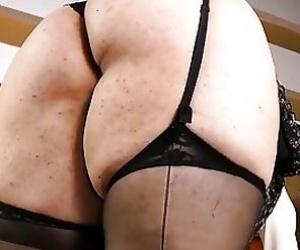BBW Stockings Videos