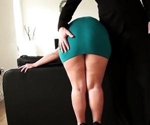 BBW Spank Videos